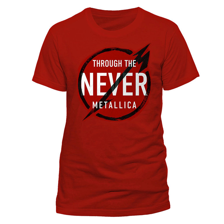 METALLICA - Through The Never Sign (T-Shirt)