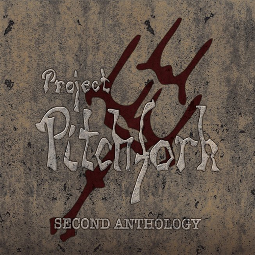 PROJECT PITCHFORK - Second Anthology (Limited Edition) 2CD