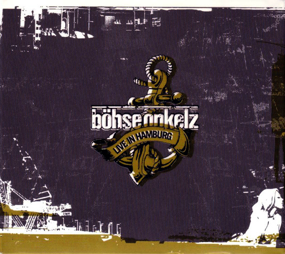 BÖHSE ONKELZ - Live in Hamburg (Digipak) 2CD