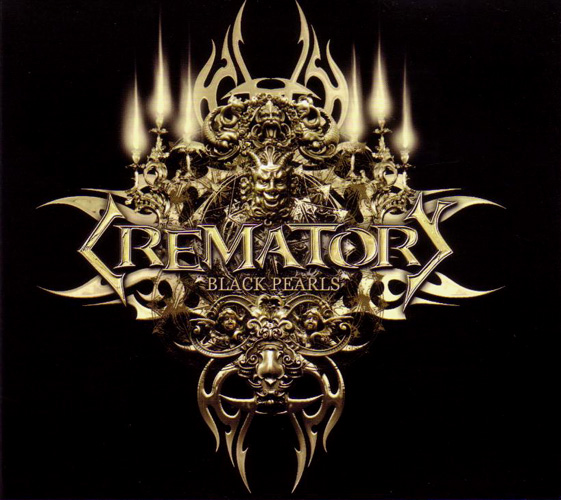 CREMATORY - Black Pearls (Limited Edition) 2CD+DVD