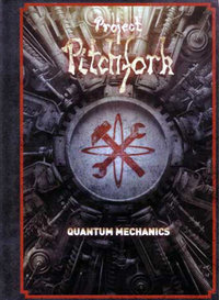 PROJECT PITCHFORK - Quantum Mechanics (Limited Edition) 2CD