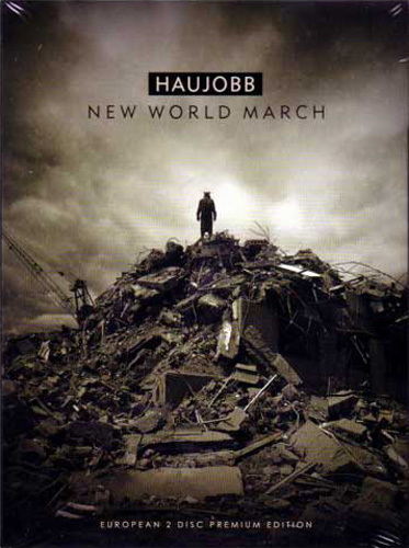 HAUJOBB - New World March (Limited Edition) 2CD