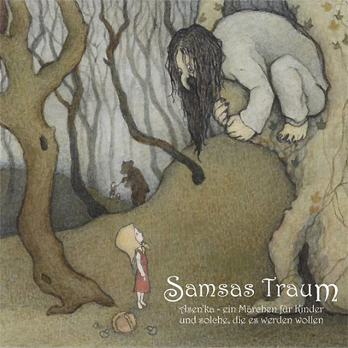 SAMSAS TRAUM - Asen'ka (Limited Edition) 2CD
