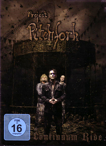 PROJECT PITCHFORK - Continuum Ride (Limited Edition) 2CD+DVD