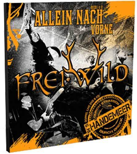 FREI.WILD - Händemeer (Limited EarBook) 2DVD+CD